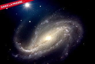 Première observation de la naissance d'une supernova